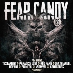 FEAR CANDY Sampler CD Cover